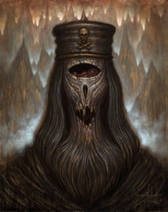 "Image of ""The Emperor"" Limited Edition Canvas Giclee- 24x30"