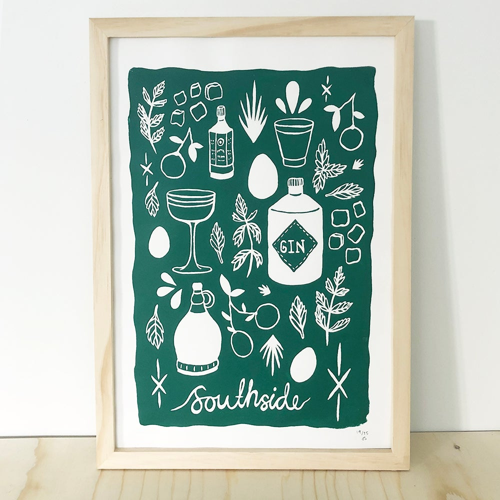 Image of Southside Screenprint