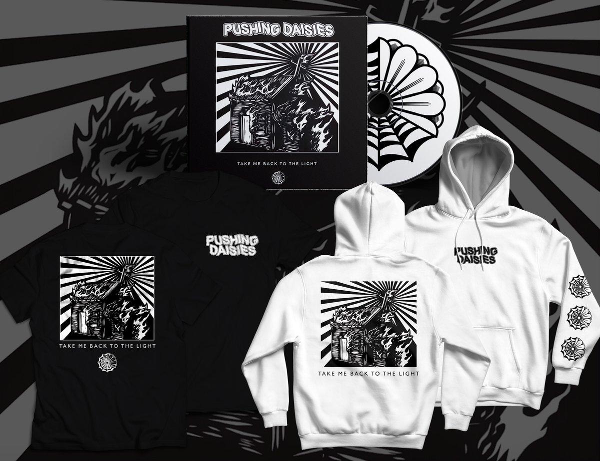 Image of TMBTTL CD + Hoodie + T-shirt *PRE ORDER*
