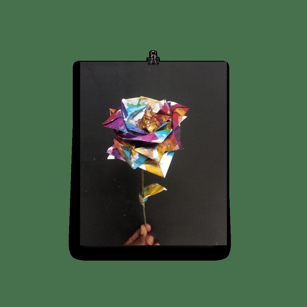 Image of Folding Rose