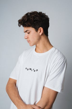 Image of MOVED WHITE TEE
