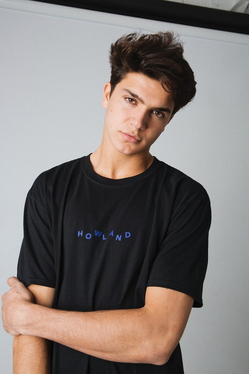 Image of MOVED BLACK TEE