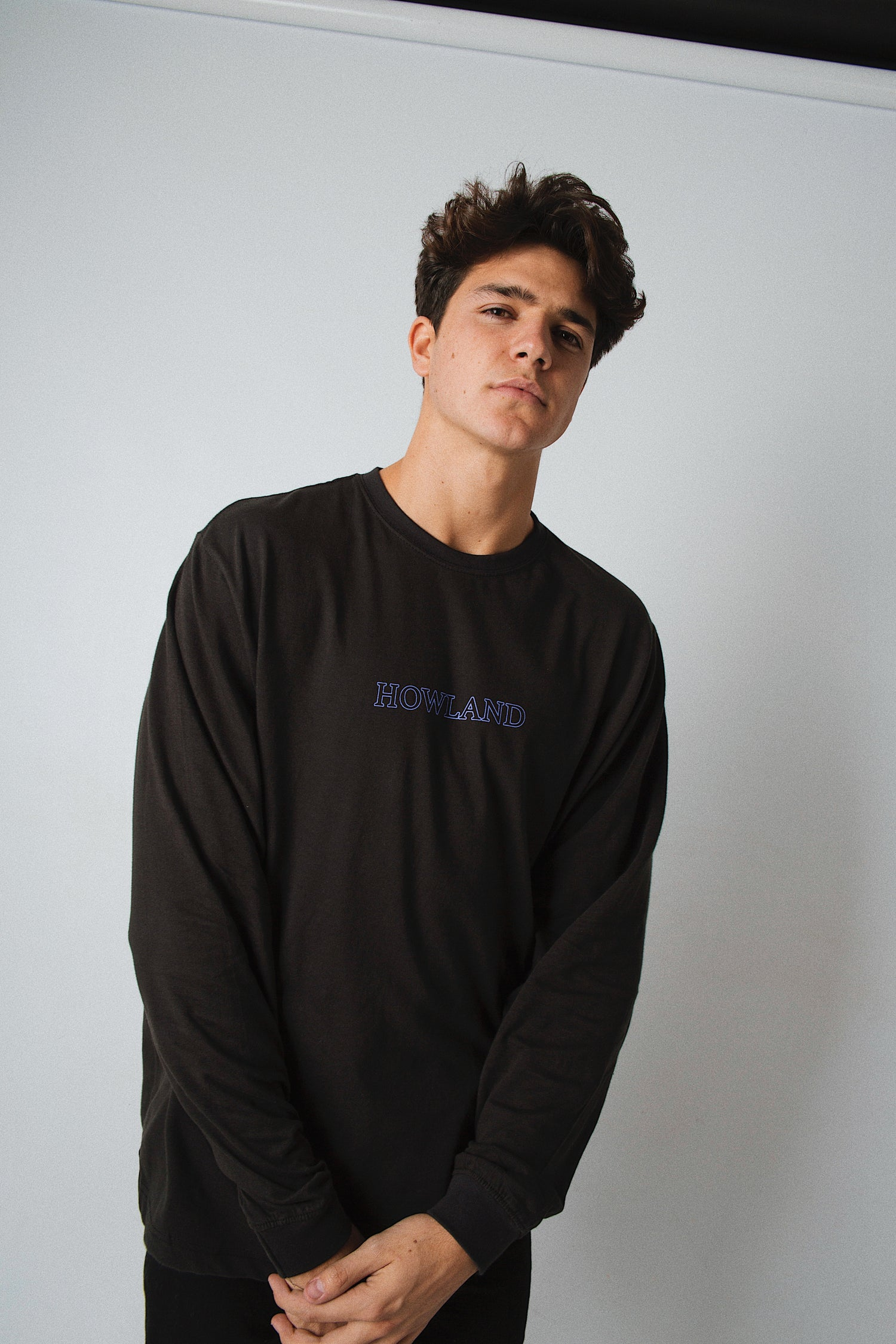 Image of VIOLET LONG SLEEVE