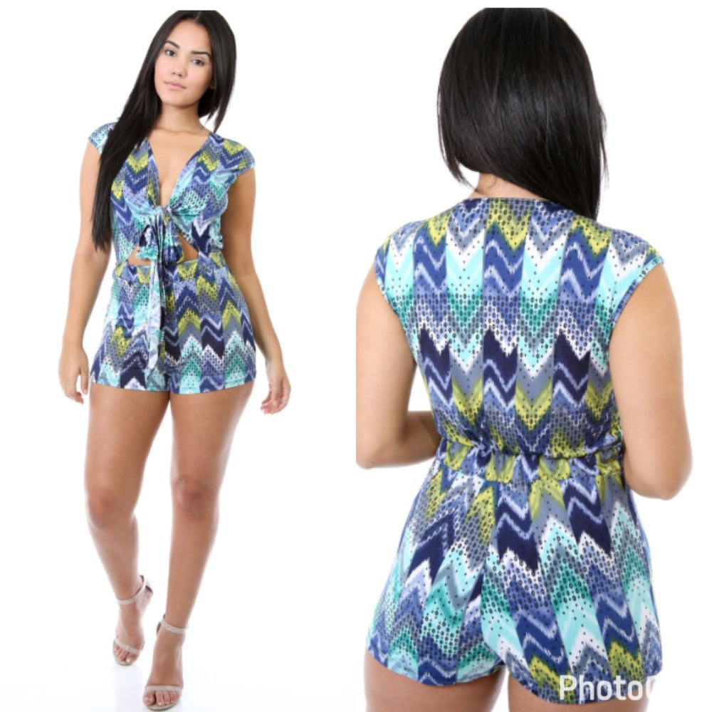 Image of Get on romper