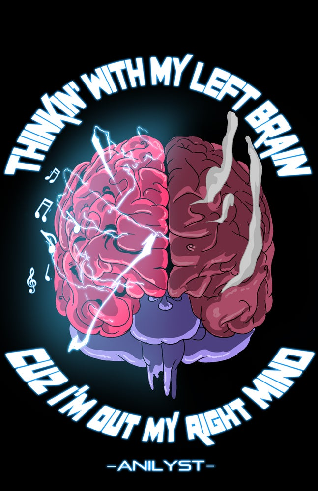 "Image of Regular Poster 11"" x 17"" (BRAIN)"