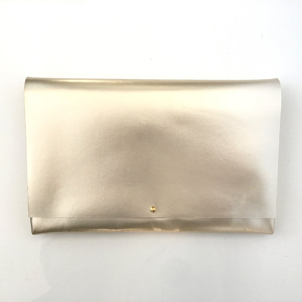 Image of Fold Over Clutch No.1