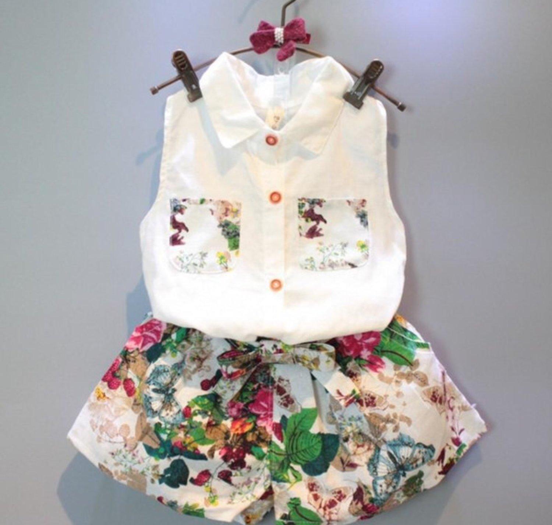 Image of Floral set