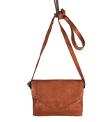 Image of Harbor Crossbody (cognac)
