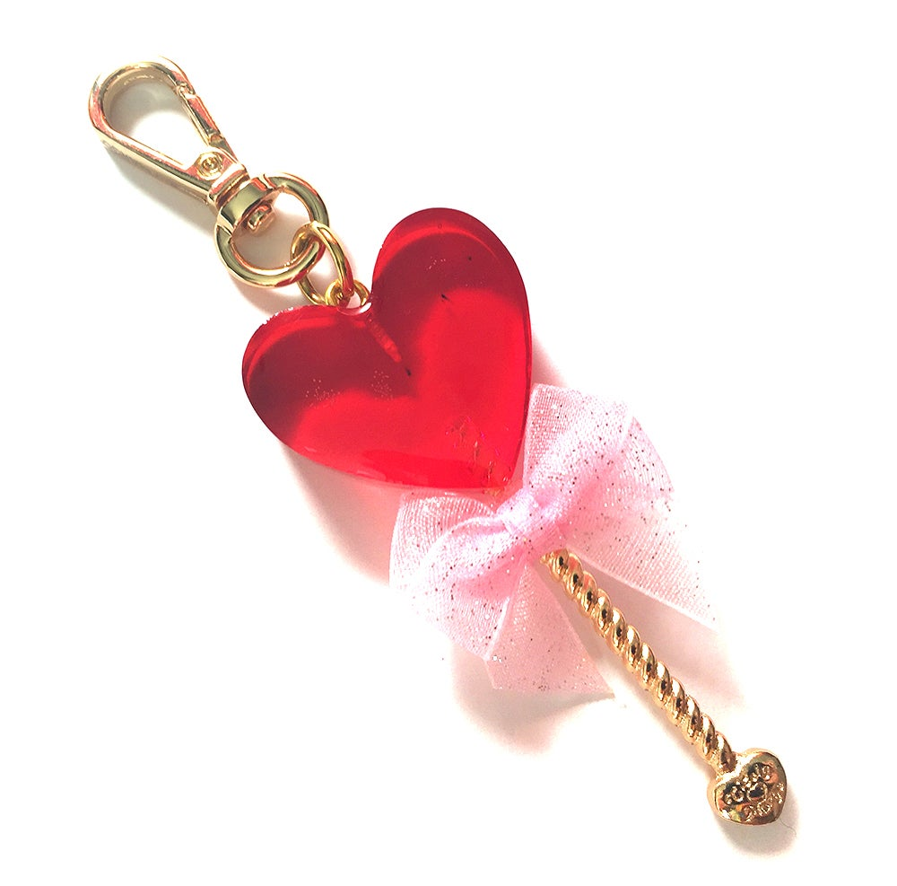 Image of Valentine Lolly Bag Charm