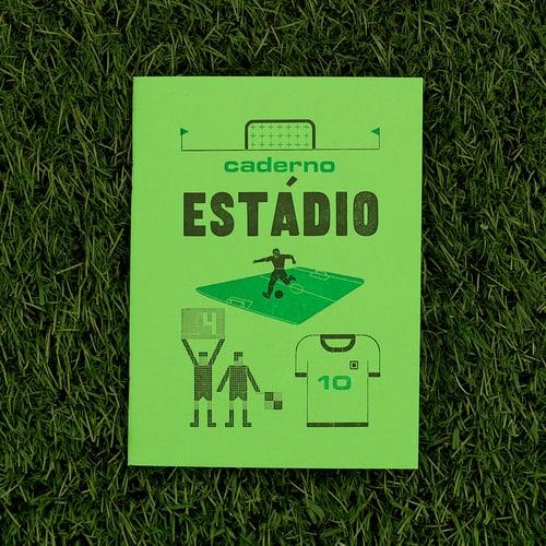 Image of Notizheft - Estadio