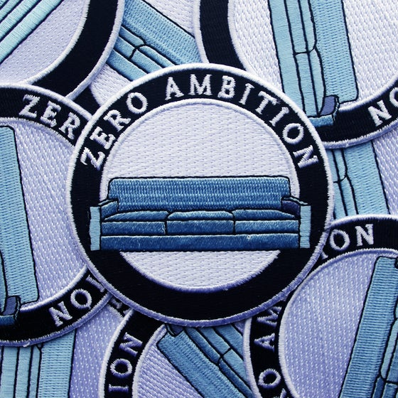 Image of Zero Ambition Patch