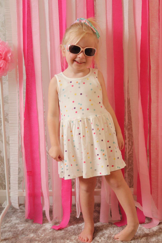 Image of Polka dot dress