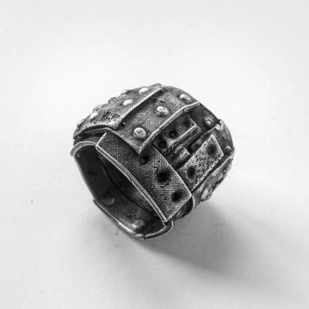 Image of Frankenstein ring