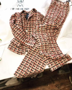 Image of Madison Avenue Jacket'n'Strides combo