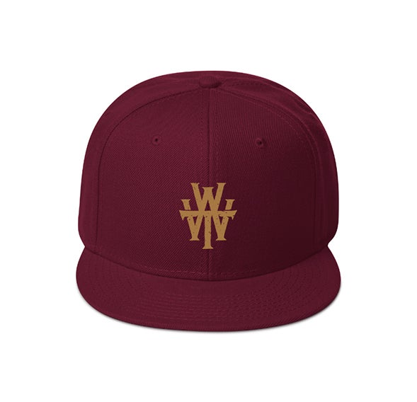 Image of Monogram Snapback