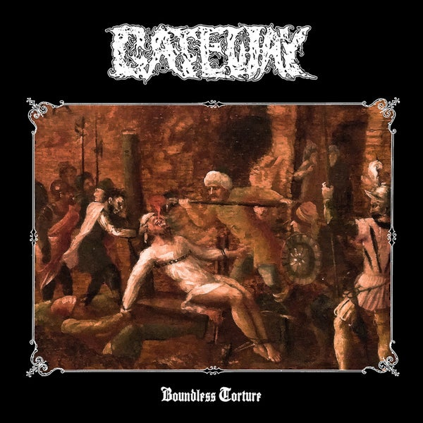"Image of GATEWAY ""Boundless Torture"" Mini CD"