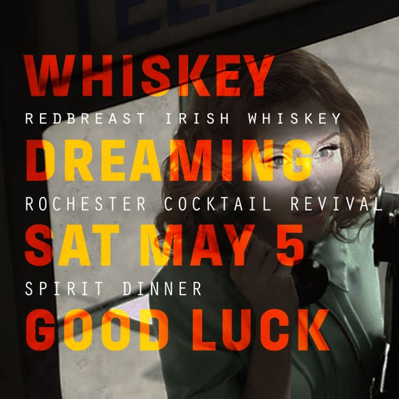 Image of WHISKEY DREAMING