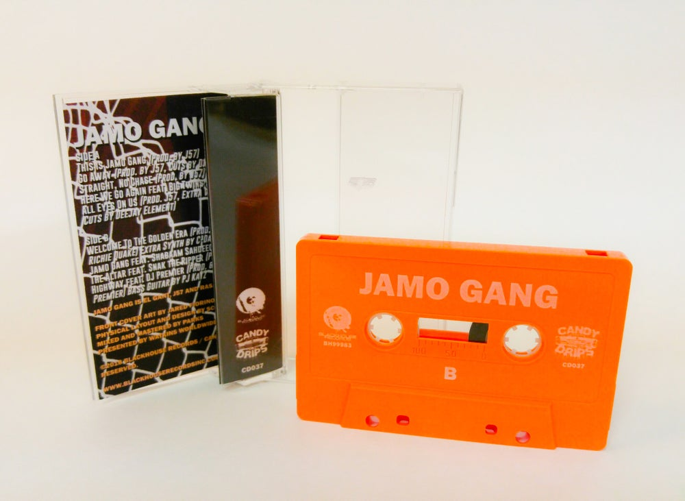 Image of JAMO GANG - S/T - Cassette Tape