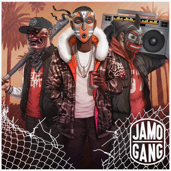 Image of JAMO GANG - S/T - Cassette Tape
