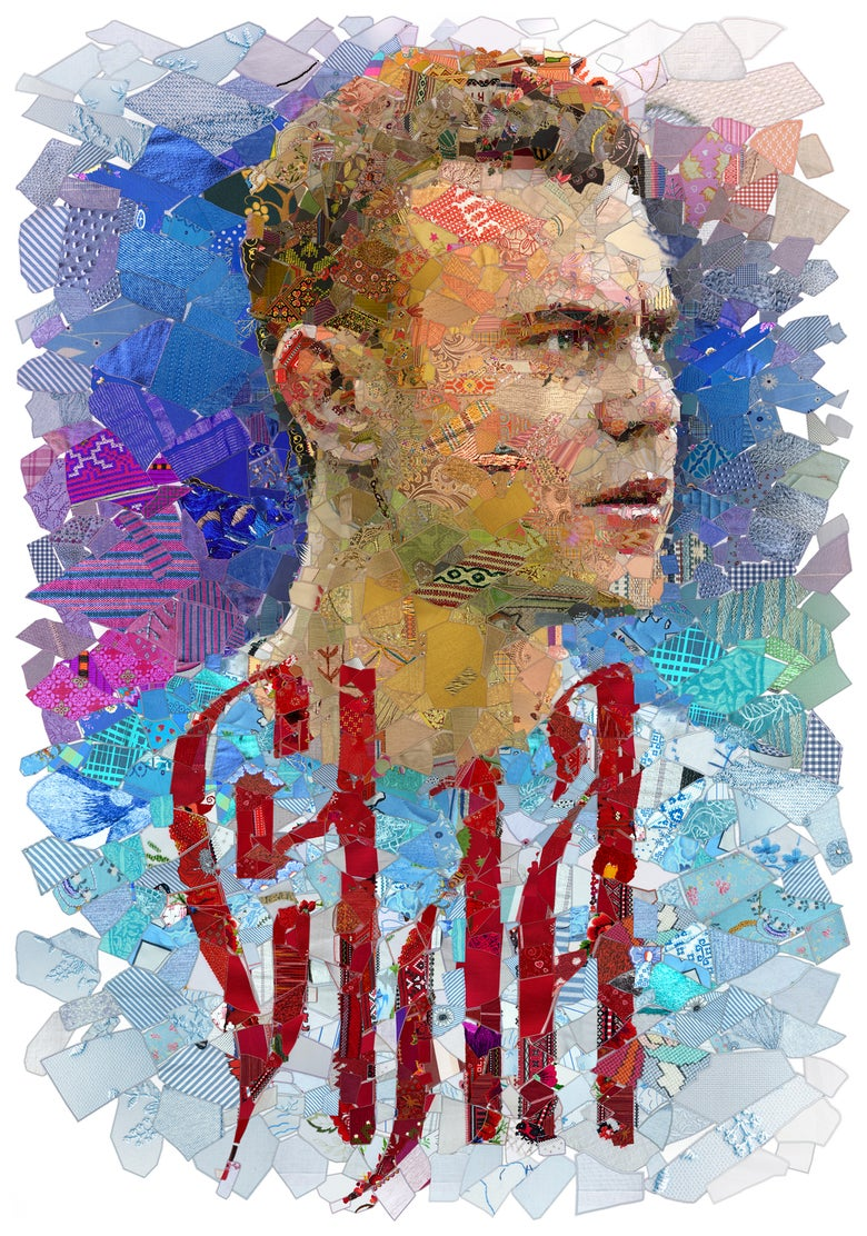 "Image of RUSSIA 2018 ""Сила (Force): The Igor Akinfeev (Russia) portrait"""