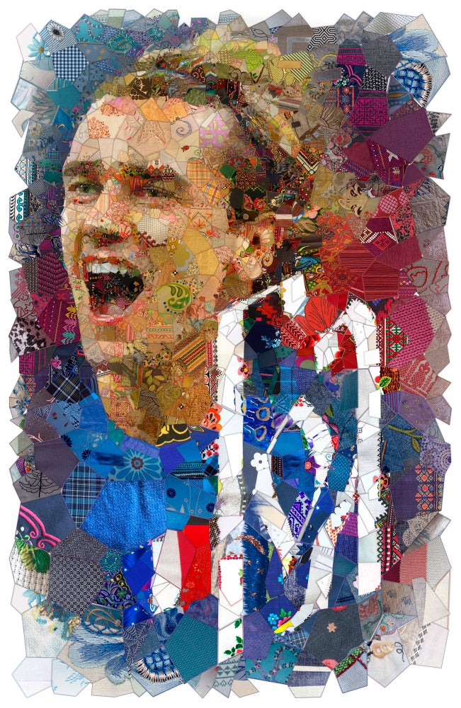 "Image of RUSSIA 2018 ""Гол (Goal): The Antoine Griezmann (France) portrait"""