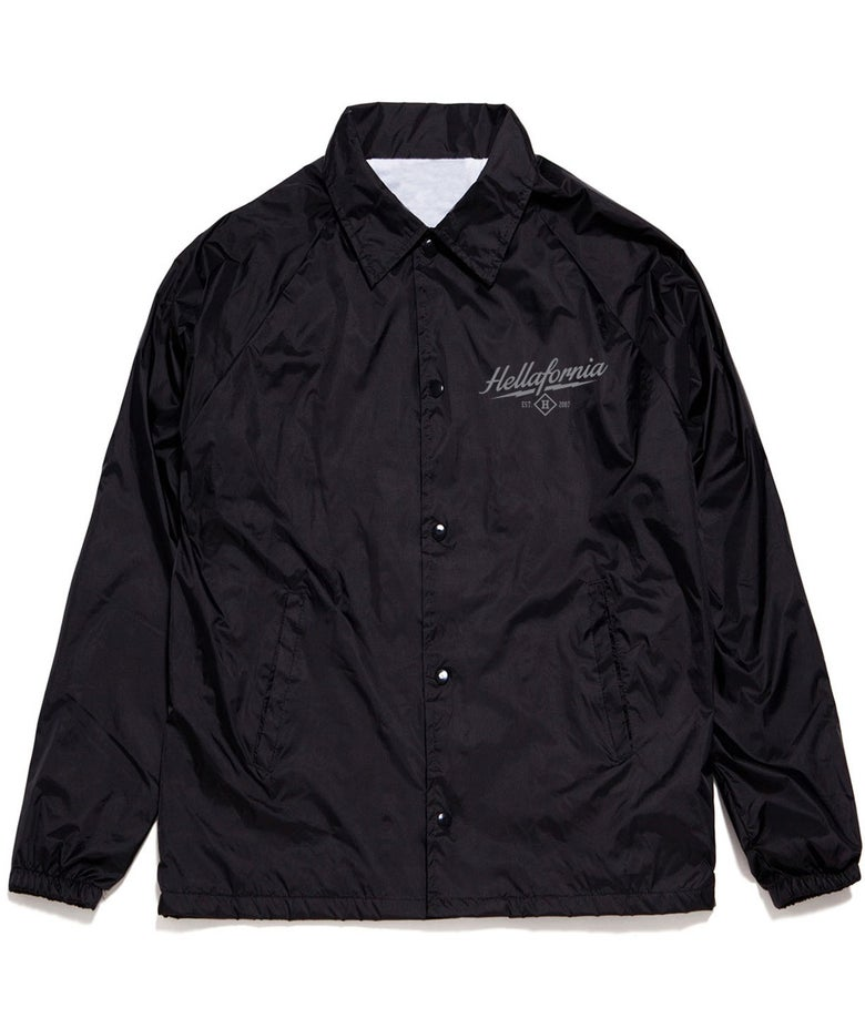Image of Hellafornia Coach Wind Jacket