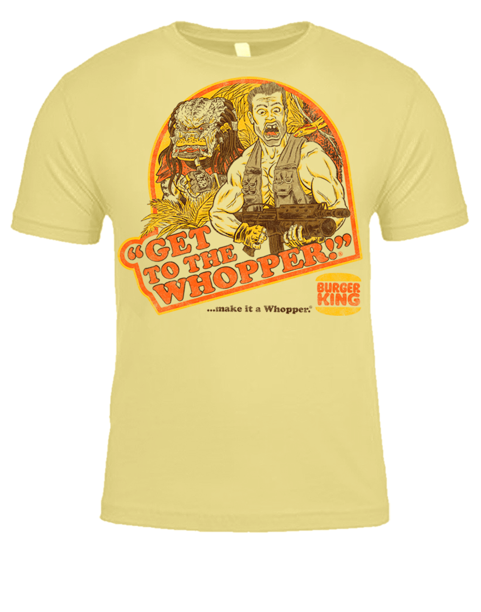 Get to the Whopper! T-Shirt
