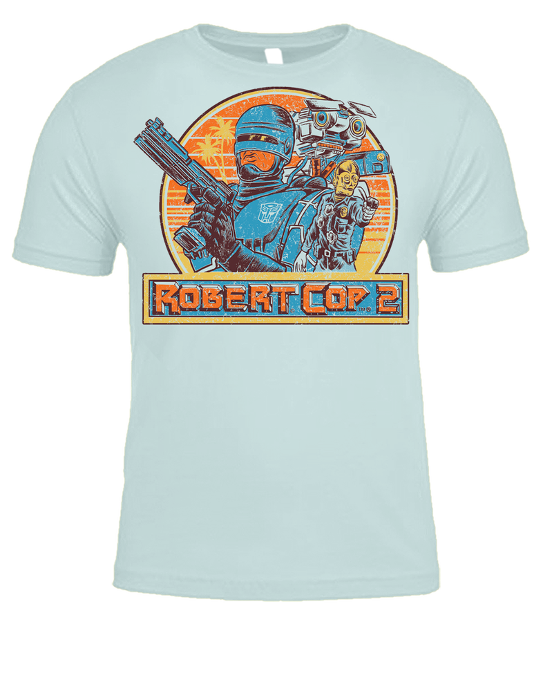 Image of ROBERT COP 2 T-shirt