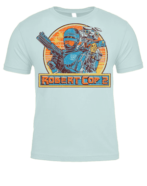 ROBERT COP 2 T-shirt