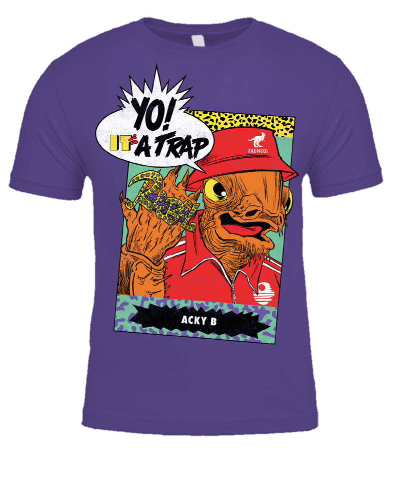Image of Yo! It's A Trap T-Shirt