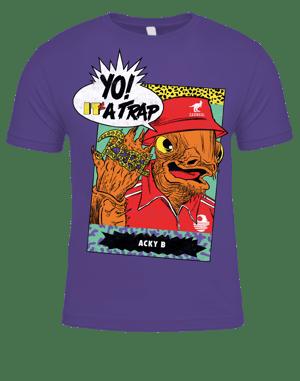 Yo! It's A Trap T-Shirt