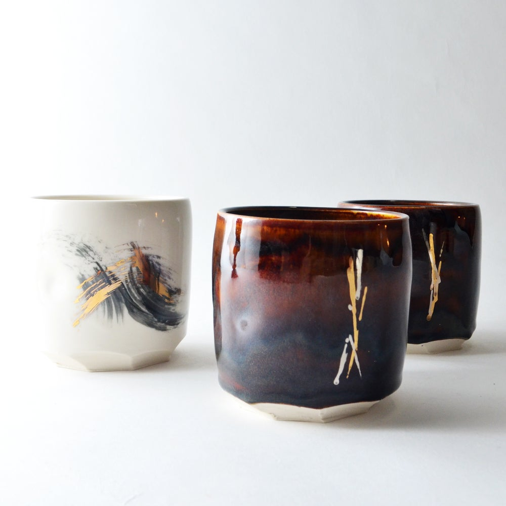 Image of Toffee altered tumblers