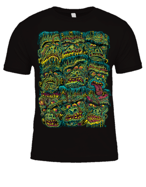GLORP Franknface T-Shirt!