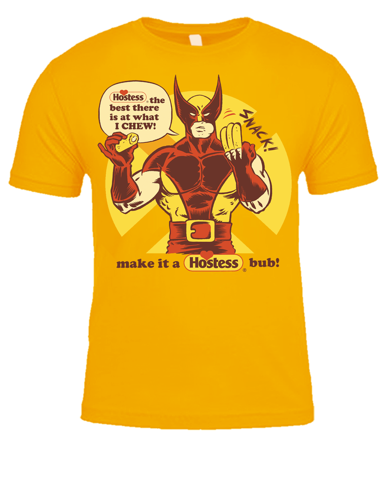 Image of Make it a Hostess, bub! T-Shirt
