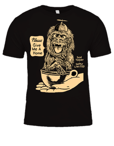 Image of Homeless monkey T-Shirt