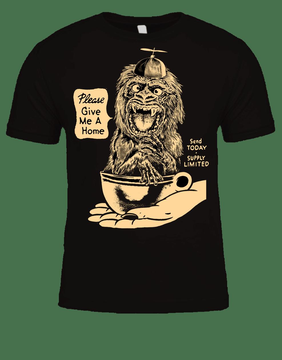 Homeless monkey T-Shirt