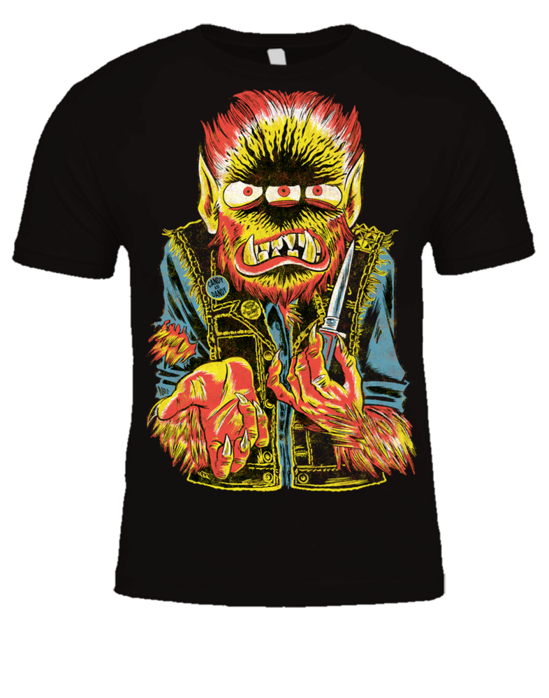 Image of GLORP Monster Mugger T-Shirt!