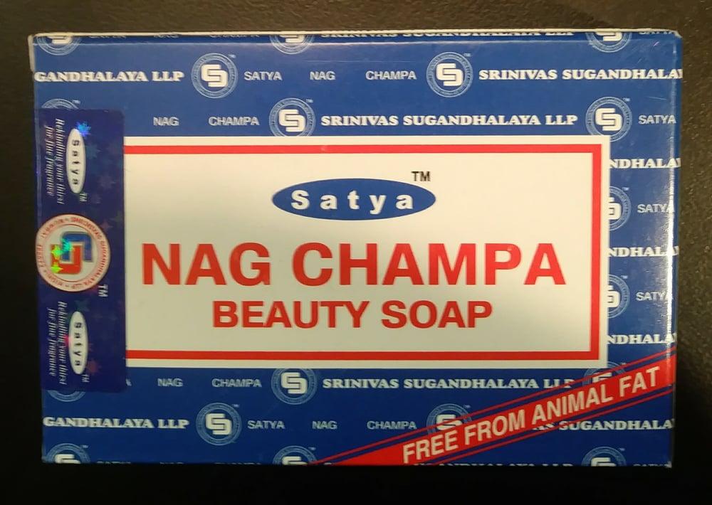 Image of Nag Champa Soap