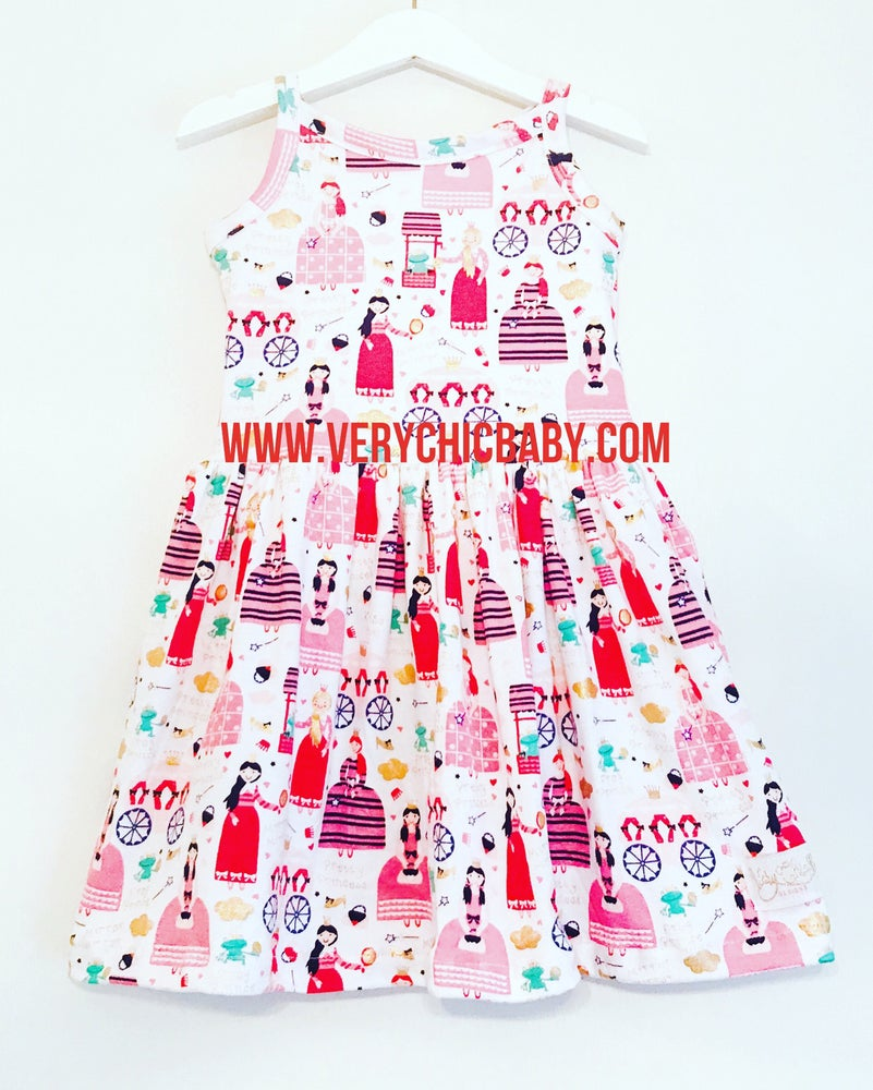Image of Princesses United Dress