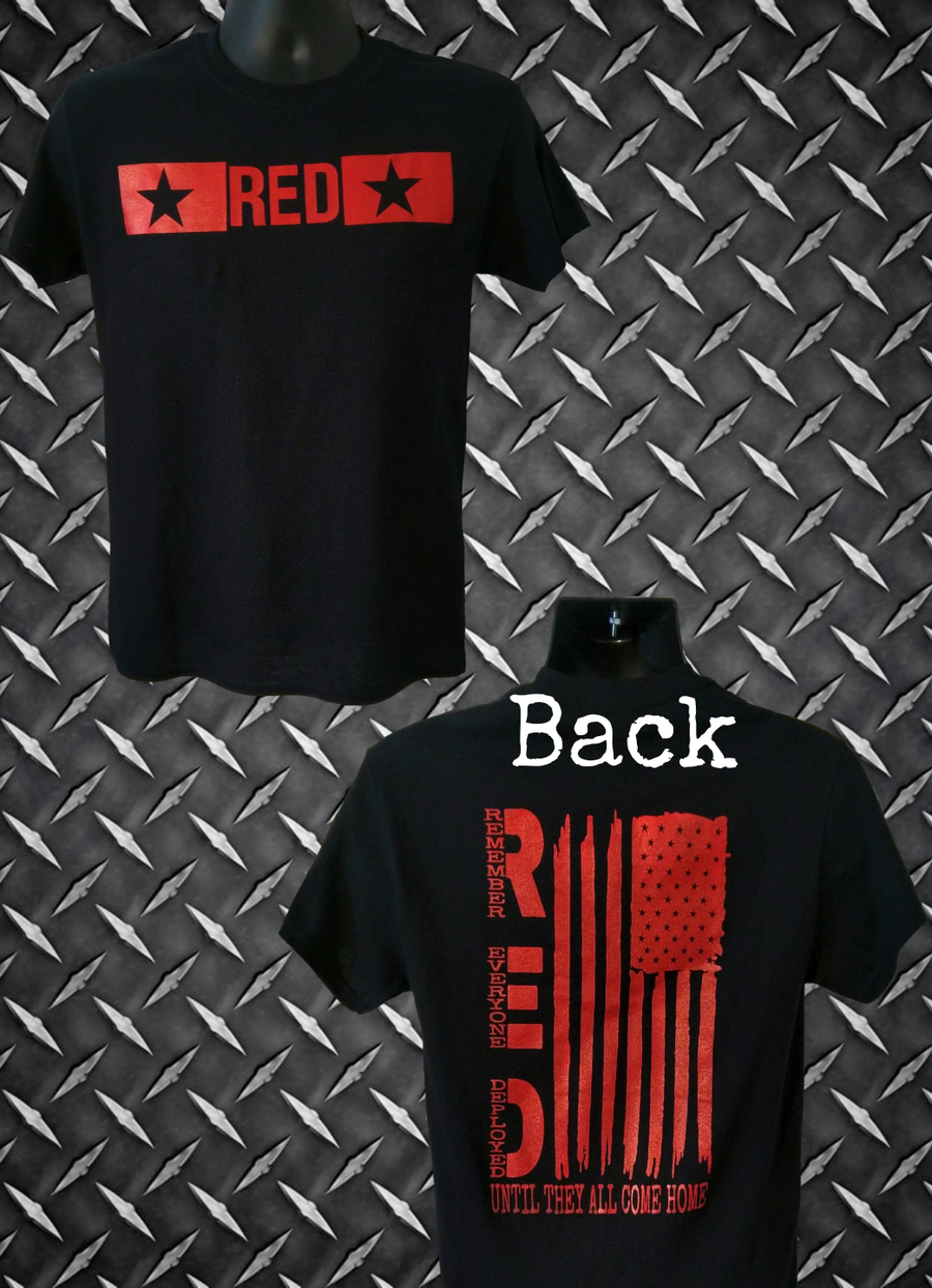Image of R.E.D. Ribbon Shirt