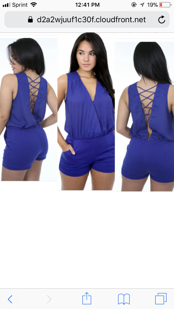 Image of Have me romper