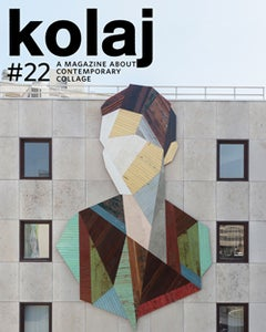 Image of CURRENT ISSUE: Kolaj #22