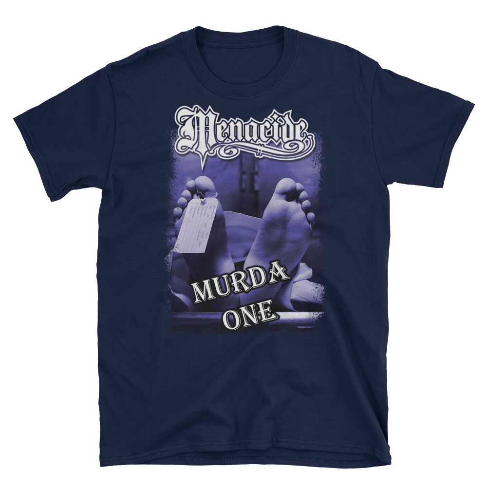 Image of Menacide - Murda One T-shirt