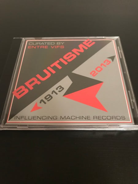 "Image of ""Bruitisme"" Compilation CD (Curated by Entre Vifs)"