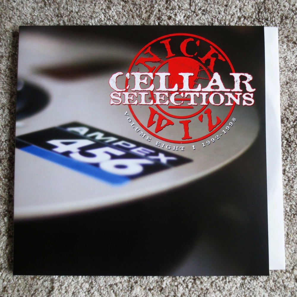 Image of Nick Wiz - Cellar Selections 8 - 2LP Vinyl