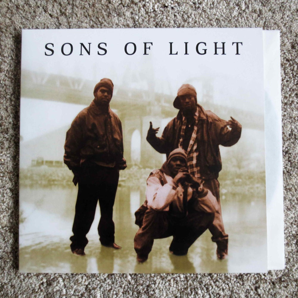 Image of Sons of Light - S/T - 2LP Vinyl