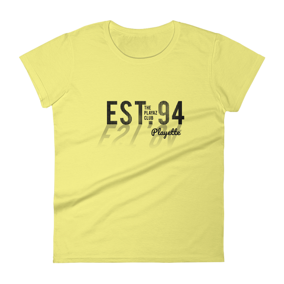 Image of Est. 94 - Women's T-shirt - Playette
