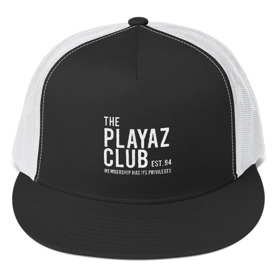 Image of The Playaz Club Est. 94 - Trucker Cap