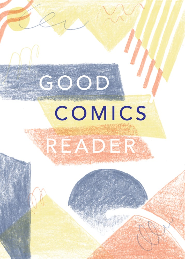 Image of Good Comics Reader - Charity Anthology