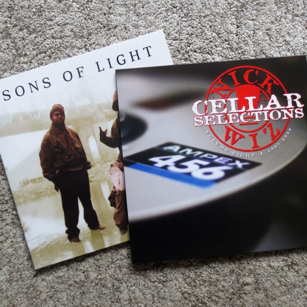 Image of BUNDLE: Cellar Selections 8 + Sons of Light